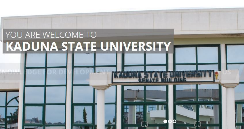 Kaduna State University Postgraduate Admission List - 2017/2018